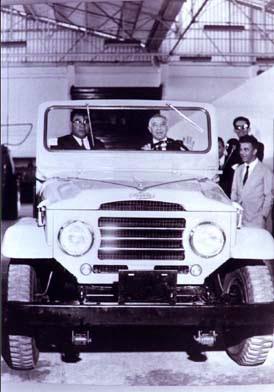 """Uma lenda """" Land Cruiser (Toyota Bandeirantes) - o Indestrutível """" Bandeirante-62"""