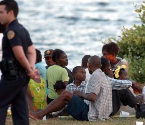 Rèl kay Makorèl: sanble nou gen boat people ki peri nan Boyton MIGRANTS