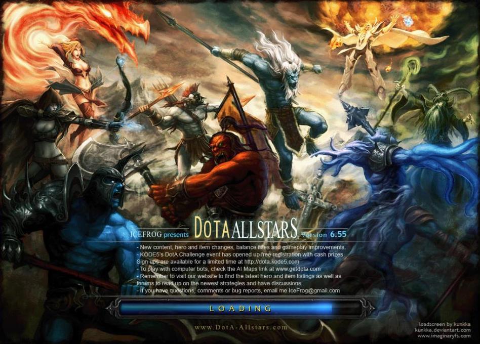 DotA AllStars 6.57B Loadscreen%2BEdit