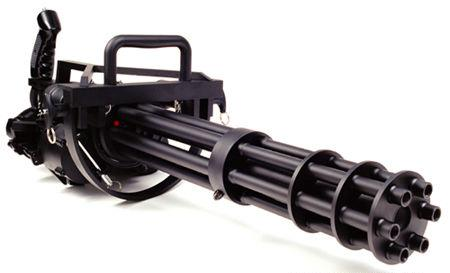 Micro Desert Eagle de Magnum Research Minigun
