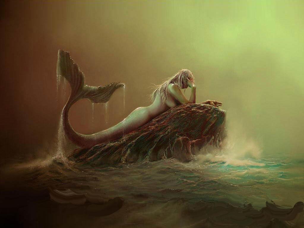 Sirenas, pon tus imagenes. Sirena