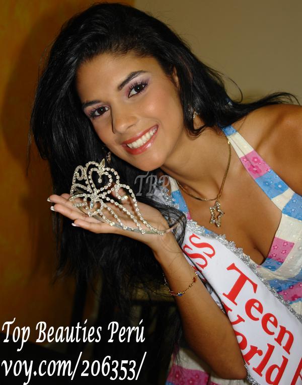 brunella fossa, miss peru earth 2014, ira otra vez participar de miss peru earth. Abbrunella0016jn5