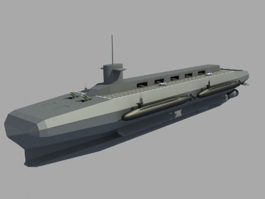 Future russian aircraft carriers. #1 - Page 22 6
