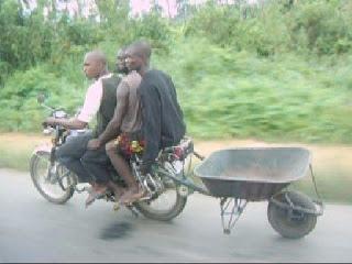 SANS COMMENTAIRES: LE GÉNIE AFRICAIN Pickup