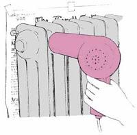 Πρακτικές συμβουλές για το σπίτι μας Hairdryer