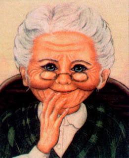 قصة مرعبة ادخل و شوف Old-woman