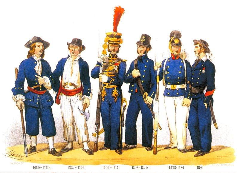 Marins de haut bord Métal modèles Verdiermarine