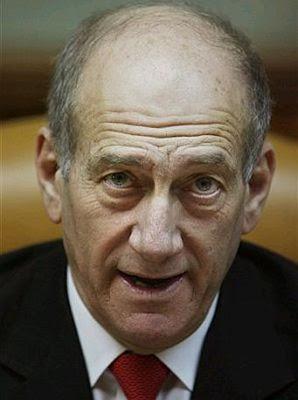 أسماء مجرمى حرب غزة المطلوبين Wanted War Criminals Ehud_olmert