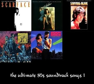The Ultimate 80's Collection Vol 1 Cover1