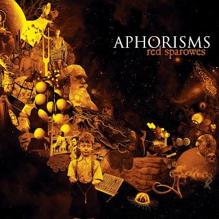 Artworks (Pochettes d'albums) SH016_Aphorisms_front