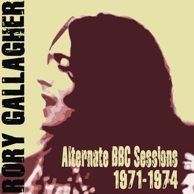 Les enregistrements de Rory à la BBC Front
