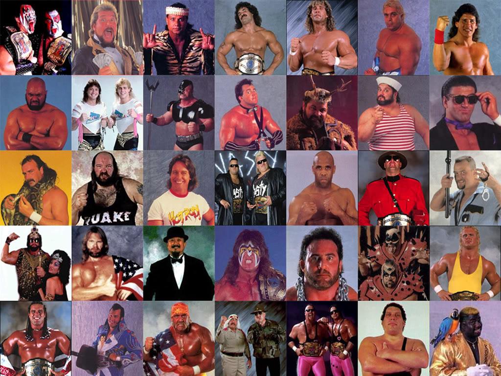 World Wrestling Federation (Aquellos Maravillosos 80's) Wwf