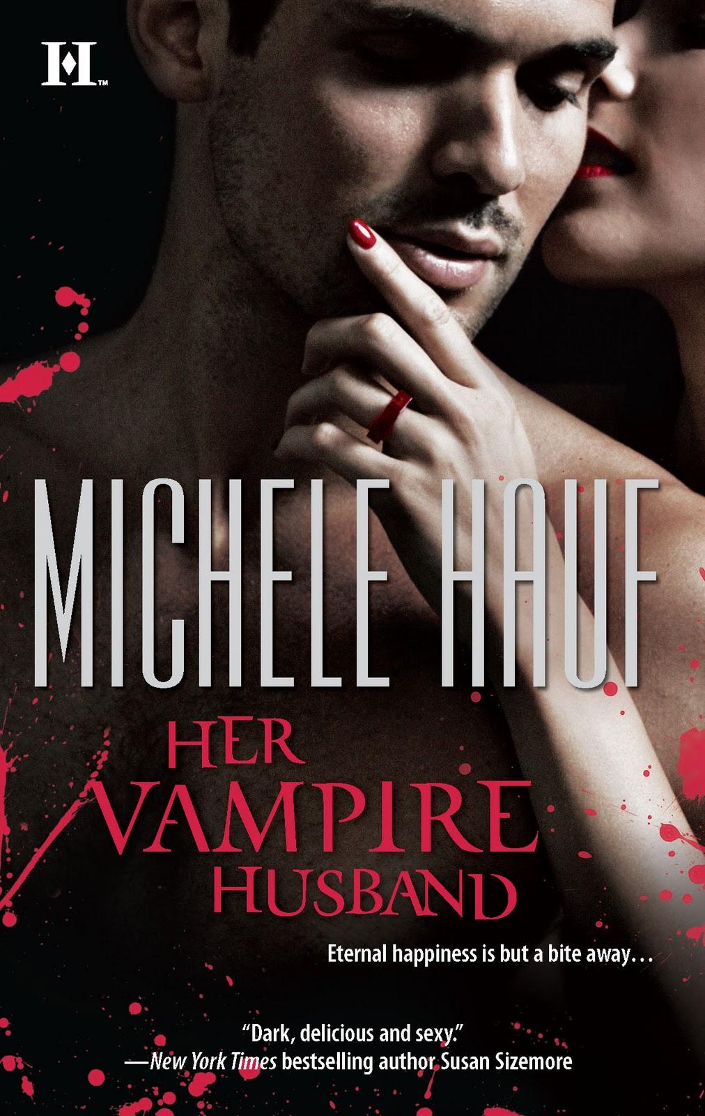 Книги на Мишел Хъф /Michele Hauf/ HerVampHusband