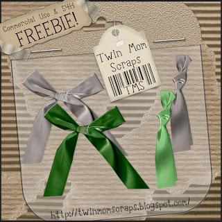 Bow & Knot #2 - By: Twin Mom Scraps TMSSilkBowFREEBIE2