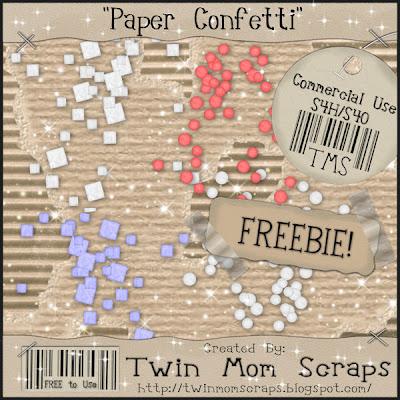 CU Paper Confetti (Twin Mom Scraps) TMSConfettiPREVIEW