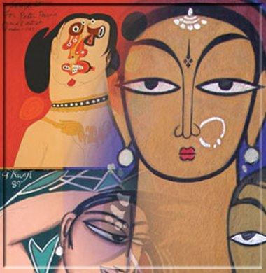 Indijska umetnost Indian%2Bart
