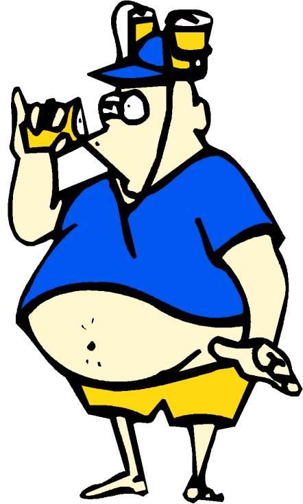 உங்கள் தொப்பைக்கு நீங்கள் குடிக்கும் பீரை பழிக்காதீர். Beer-Belly