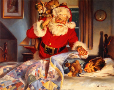 The Night Before Christmas...... Tom-browning-visions-of-sugarplums