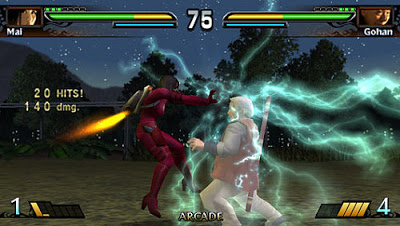 Primeras imagenes del videojuego de DragonBall Evolution Para Psp de momento Ap_20090203113706216