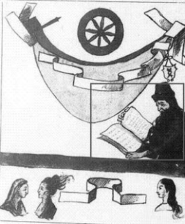 Parravicini y Nostradamus ... sus similitudes Image71