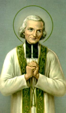 Imagens de santos - Página 2 St-john-vianney