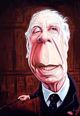 გენიალური უსინათლო Borges