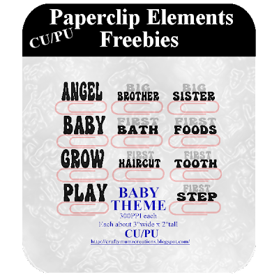 CUPaperClipElements_BABY by Craftymumz Creations CUPaperClipELements_BABY_RSW_Feb09_prev