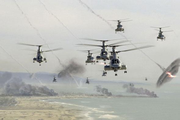 Battle los angeles 2011 (La bataille de Los Angeles) Battle_LA_Choppers