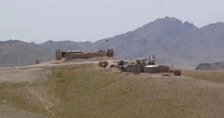 Détachement du 1er RCP en Afghanistan depuis le 18 juin 2009 Anar_1