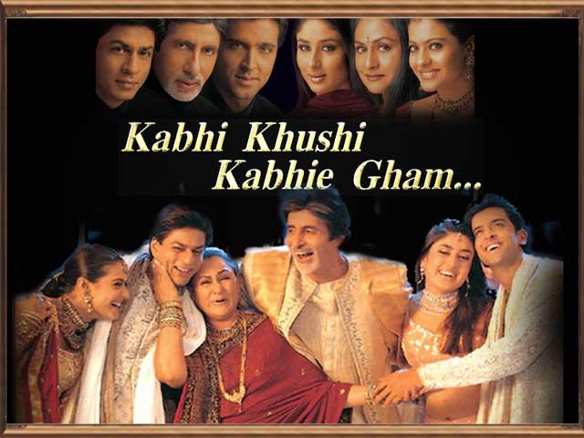 Кой  е най-тъжният филм, който ви накара да плачете неутешим Kabhi-khushi-kabhi-gham
