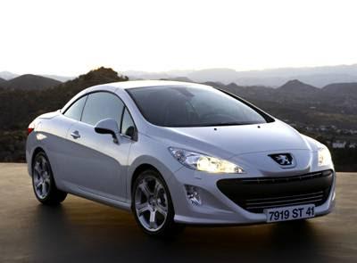 Peugeot 308 CC 2010 2009%20Peugeot%20308%20CC