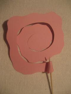 Πως να φτιάξετε τριαντάφυλλα απο χαρτί απο την Χρυσάνθη IMG_0111