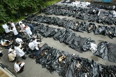 مجزرة بيسلان بقيادة تجار مخدرات Beslan3