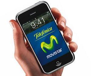 """Los proveedores de """"roaming"""" advierten a Movistar Venezuela de que suspenderán el servicio por falta de pago  Iphone-movistar"""