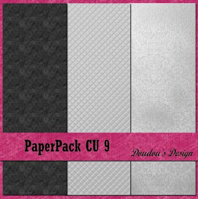 PAPERPACK CU #9 BY Doudou PPCU9