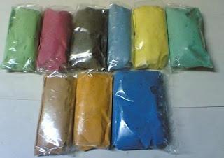 مواد وطريقة عمل  عجينة السيراميك الاساسية ( المقادير  1 ) 21859200