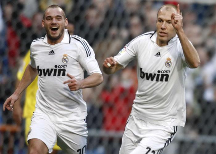 Hilo de seguimiento de José Mourinho - Página 6 Robben-Sneijder
