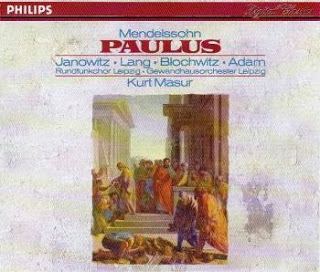Mendelssohn: Oratorios (Elias ; Paulus) Ff_2