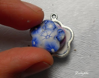 Изготовление цветочных шармиков Tut13