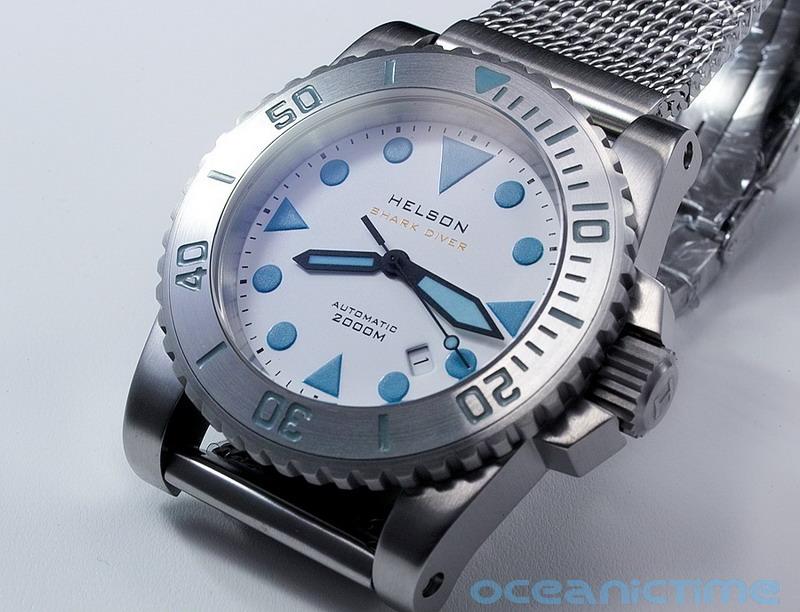 Helson SHARKDIVER Whiteblu02