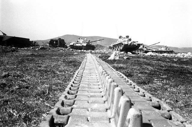 صور معركة وادي الدموع على الجبهة السورية عام 73  94
