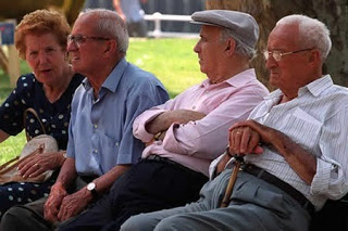 ORACIÓN DEL JUBILADO... Ancianos1