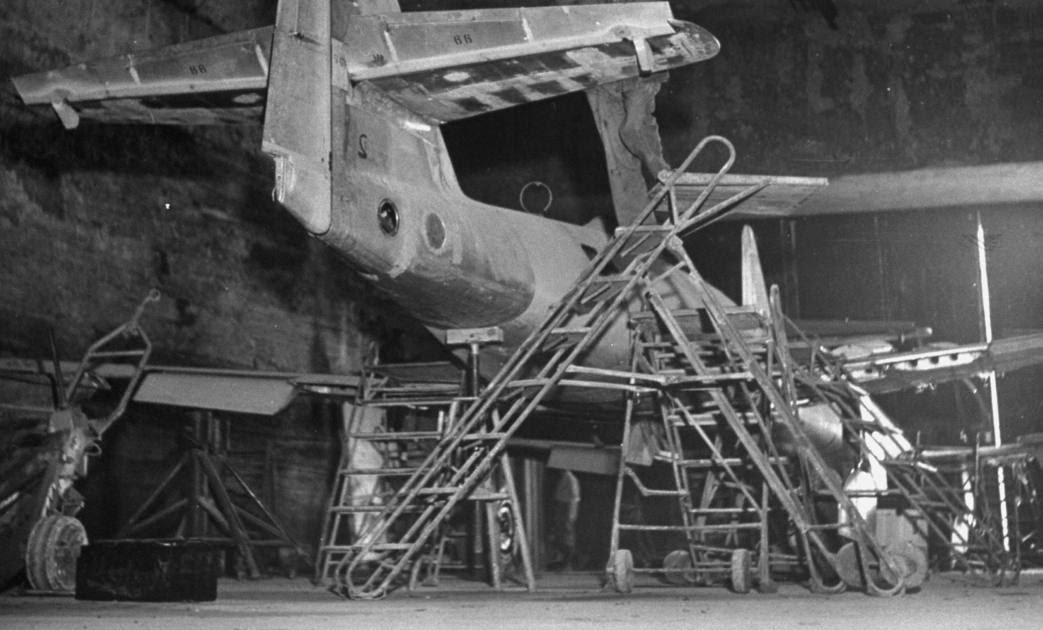 Luftwaffe 46 et autres projets de l'axe à toutes les échelles(Bf 109 G10 erla luft46). - Page 19 Me262kahlapart2