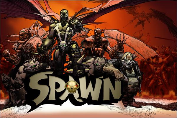 Spawn Comics  Spawn