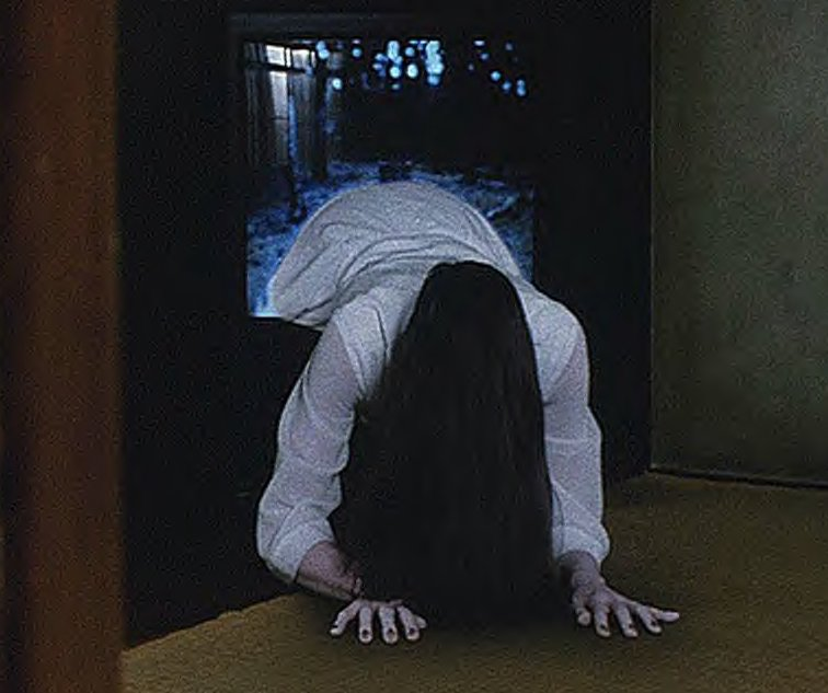 [MOVIE] Mind blown - not once but twice Ringu