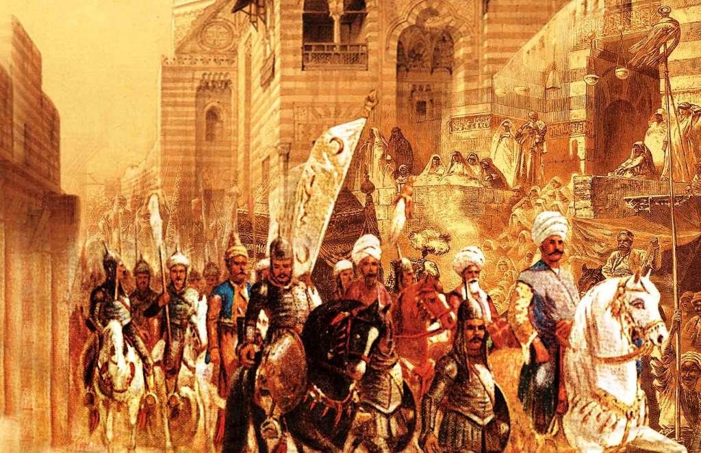 Histoire militaire turque - Page 6 Yavuz-sultan-selim_2