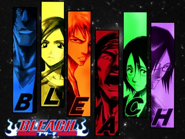 Missões por Classes Bleach-characters