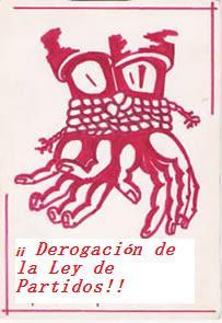 Pres@s polític@s del SRI, PCE(r) y de los GRAPO en Huelga de Hambre desde el 1 de diciembre Tarjeta039