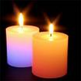 accendi una candela virtuale Candel