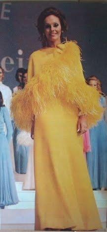 "˜*•. ˜""*°•.˜""*°••°* Lucia Petterle, Miss World 1971. ˜*•. ˜""*°•.˜""*°••°* Lucia-555"